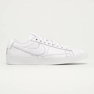 Nike Sportswear - Kožené boty Blazer Low LE