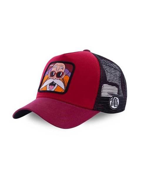 Červená čepice CapsLab