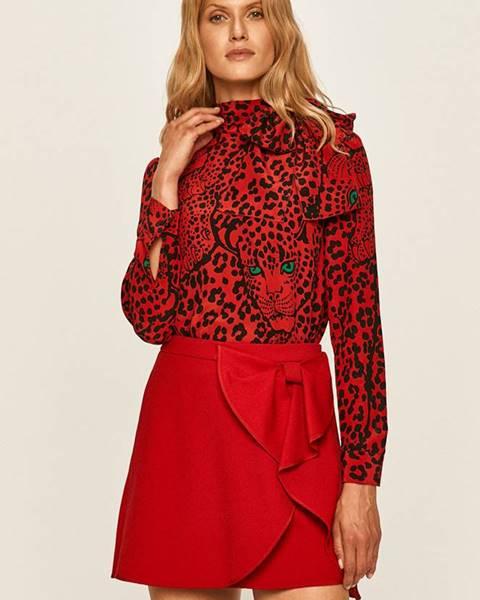Červená halenka Red Valentino