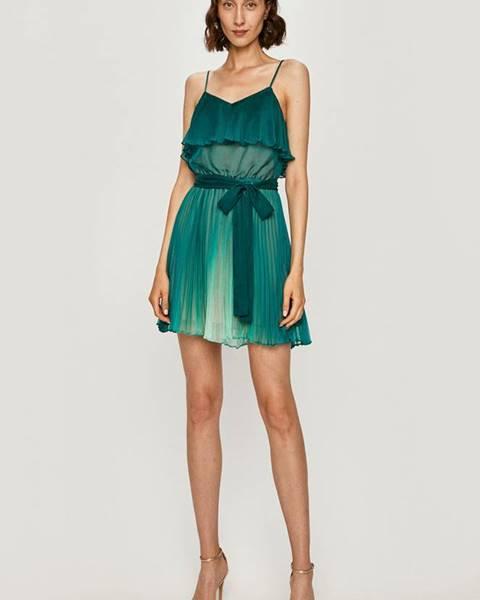 Zelené šaty TWINSET