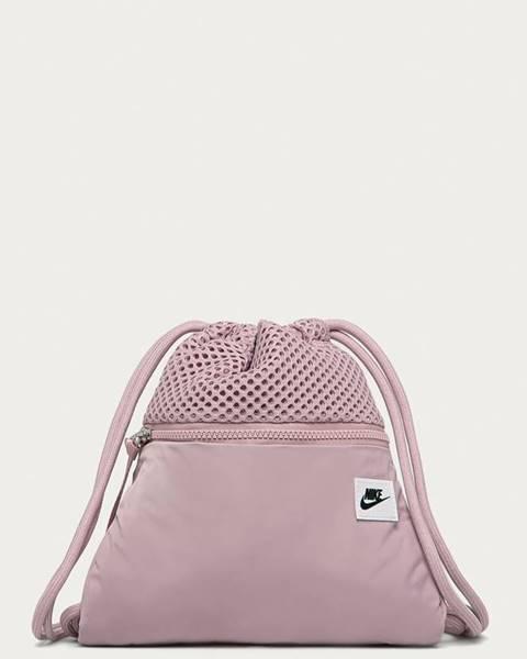 Fialový batoh Nike Sportswear