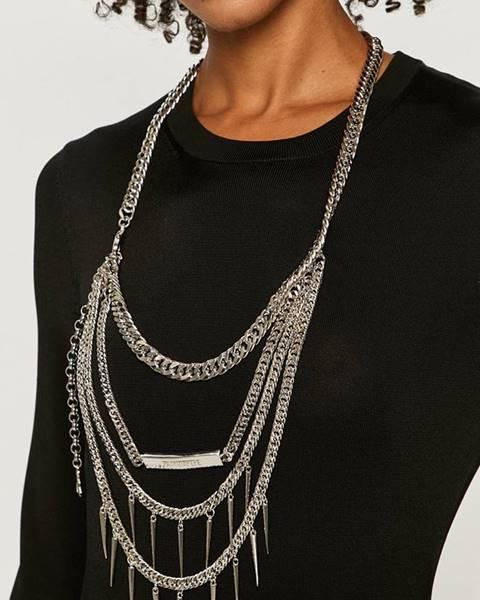 Stříbrný náhrdelník Patrizia Pepe