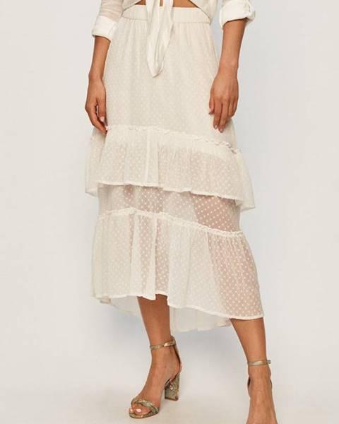 Bílá sukně tally weijl