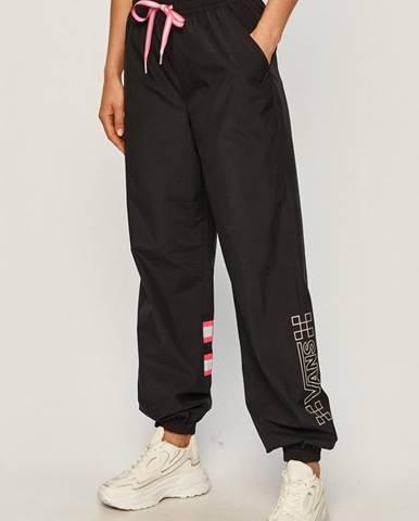 Černé kalhoty vans