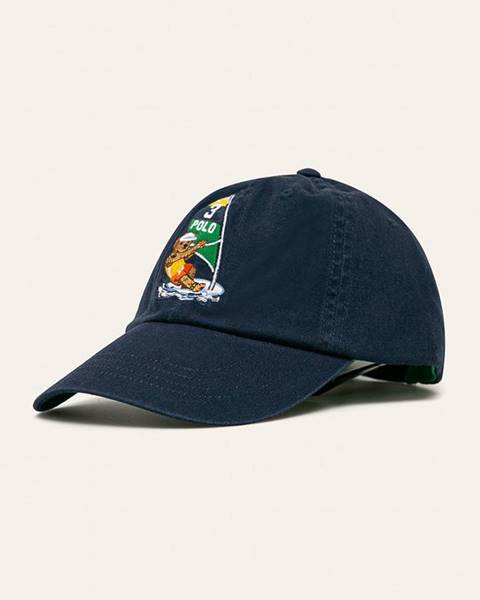 Vícebarevná čepice Polo Ralph Lauren