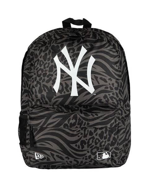 Černý batoh new era