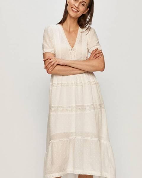 Bílé šaty tally weijl