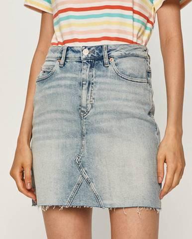 Sukně Tommy Jeans
