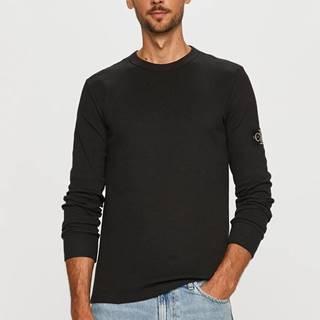 Calvin Klein Jeans - Tričko s dlouhým rukávem
