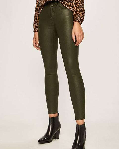Zelené kalhoty only