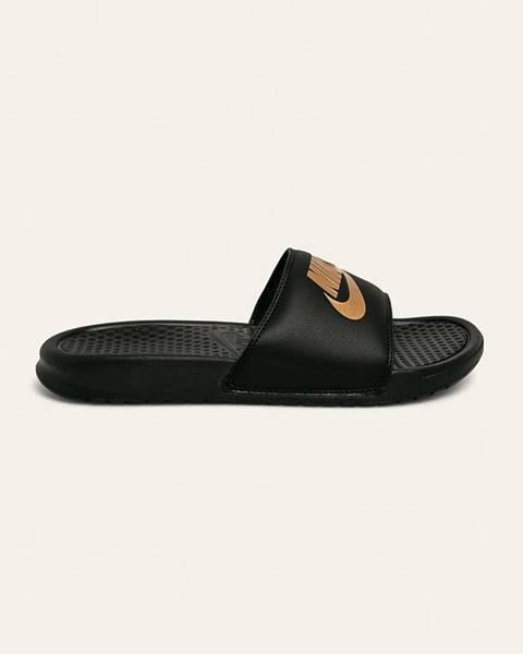 Černé boty Nike Sportswear