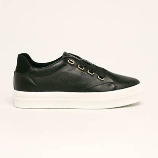 Gant - Kožené boty Avona