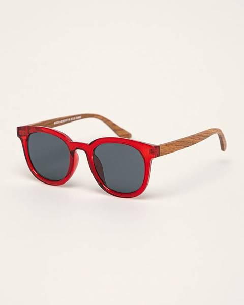 Červené brýle MEDICINE