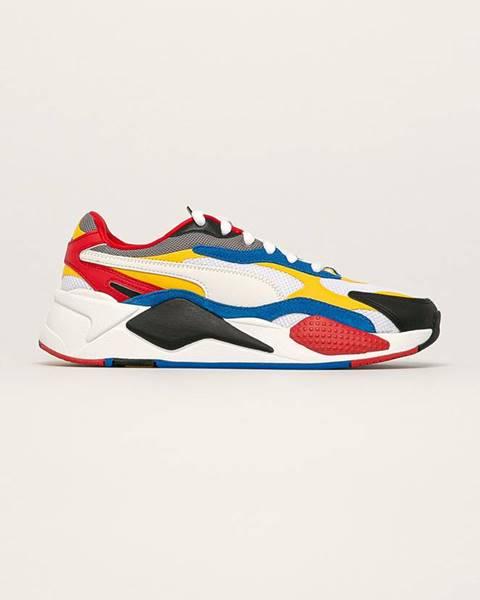 Vícebarevné boty puma