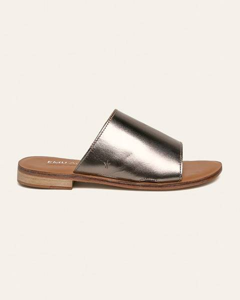 Stříbrné boty Emu Australia