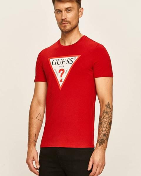 Tričko Guess Jeans