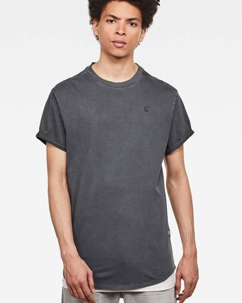 Šedé tričko G-Star RAW