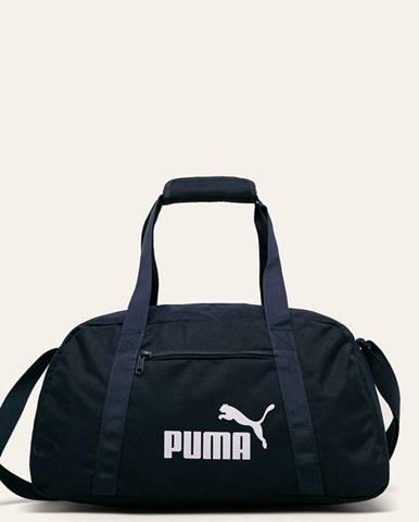 Modrý kufr puma