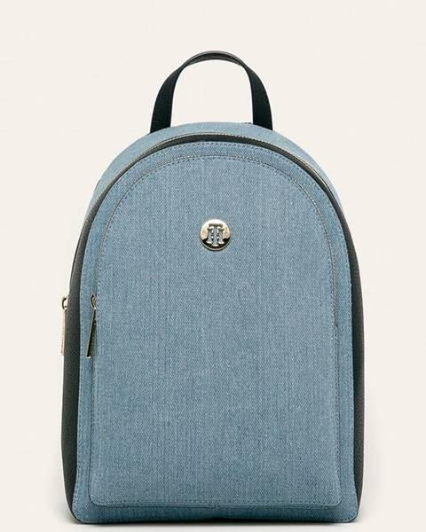 Modrý batoh tommy hilfiger