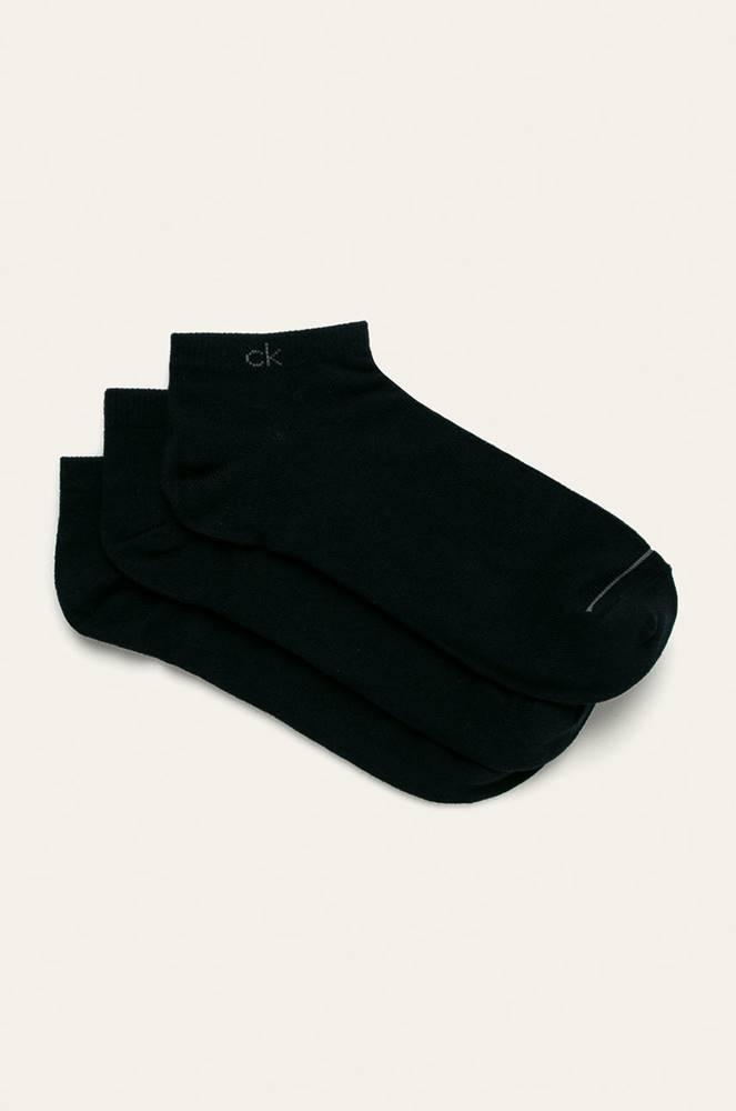 Calvin Klein Calvin Klein - Kotníkové ponožky (3-pack)
