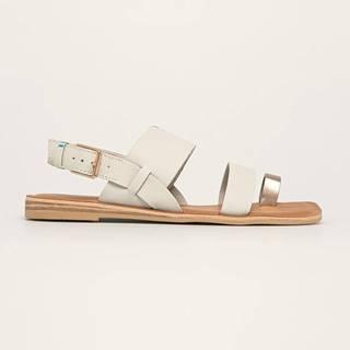 Toms - Kožené sandály Freya