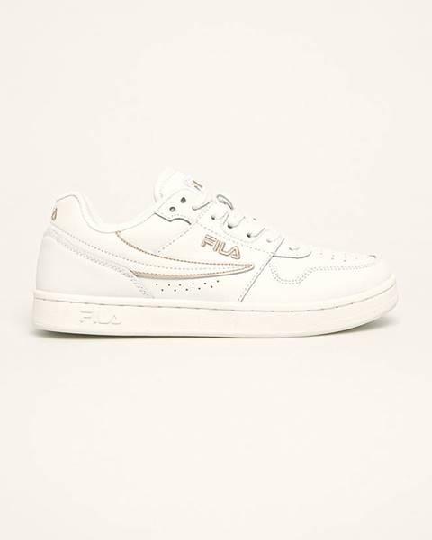 Bílé boty fila