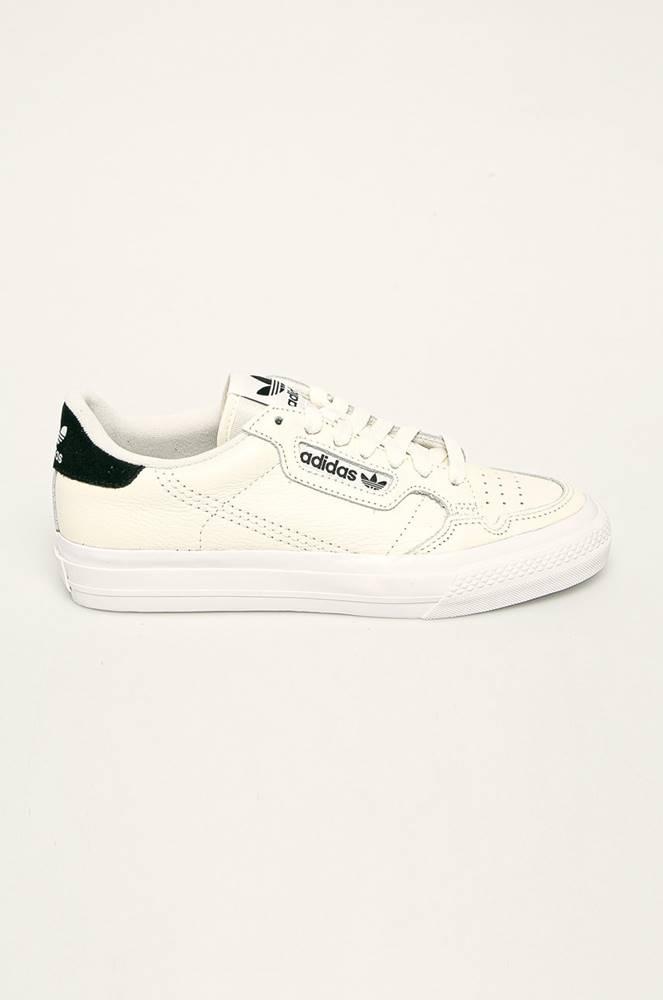 adidas originals adidas Originals - Kožené boty Continental Vulc