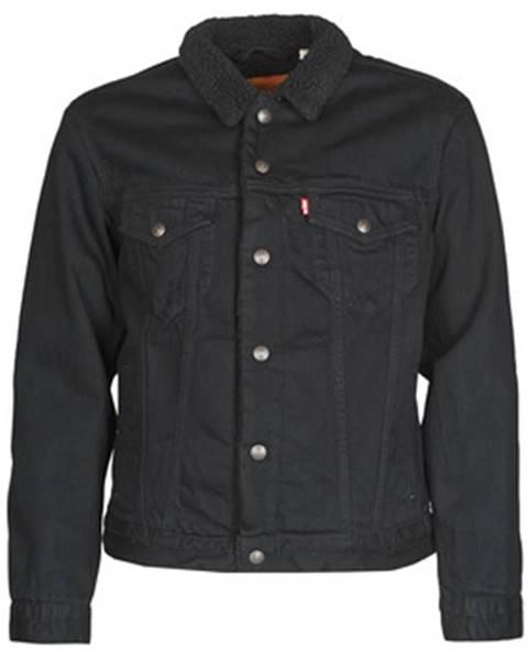 Černá bunda Levis