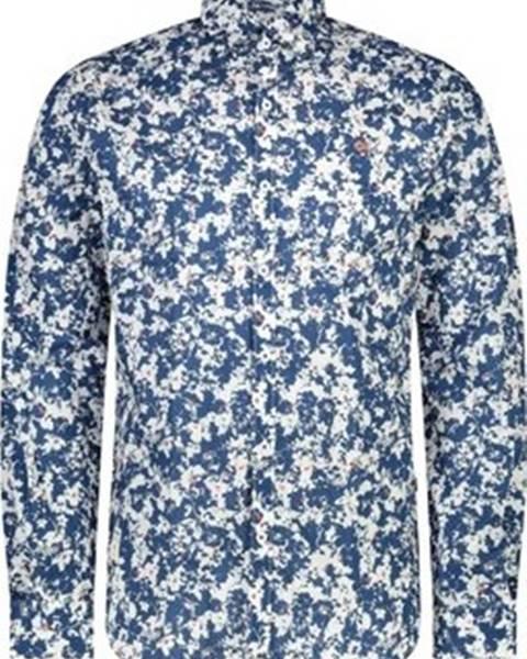 Modrá košile Napapijri