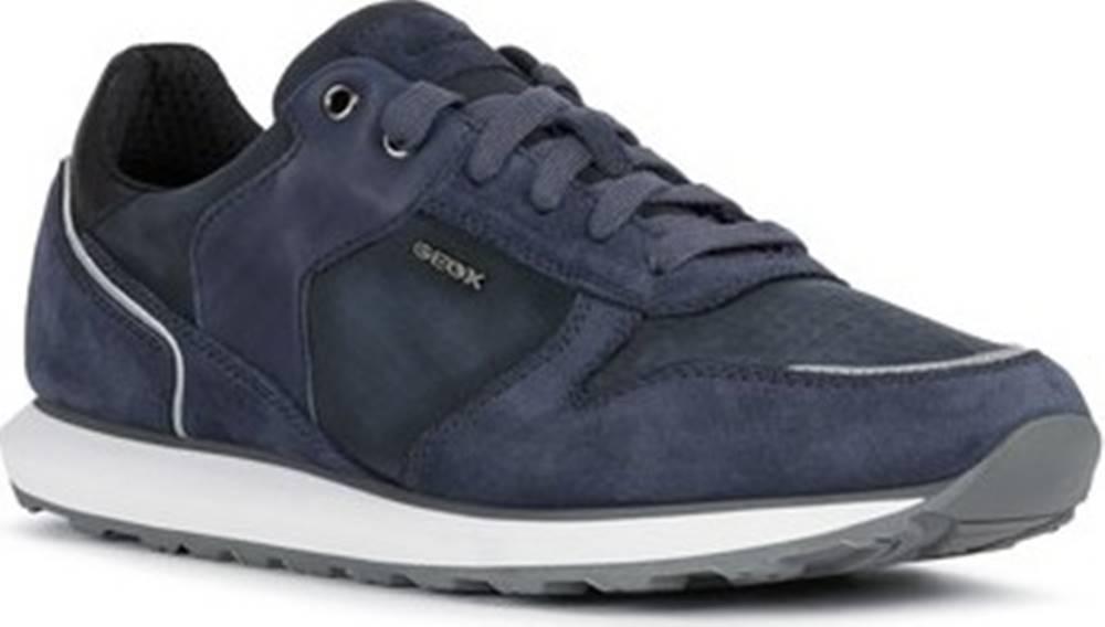 geox Tenisky U029WA 022JY Modrá