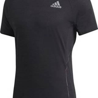 adidas Trička s krátkým rukávem Adi Runner Tee Černá