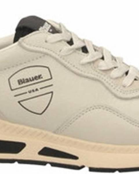 Bílé tenisky Blauer
