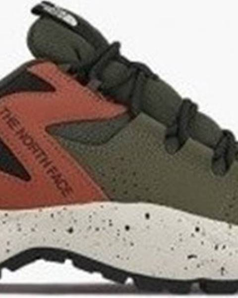 Jiná barva boty The North Face