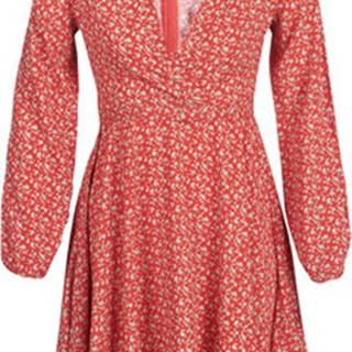 Krátké šaty KOYTE Červená
