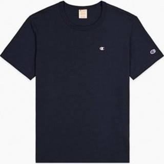 Trička s krátkým rukávem Small C Logo Modrá