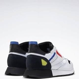 Módní tenisky Classic Leather Ree:Dux Shoes Bílá