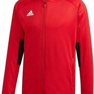 adidas Teplákové bundy Condivo 18 Training Jacket Červená