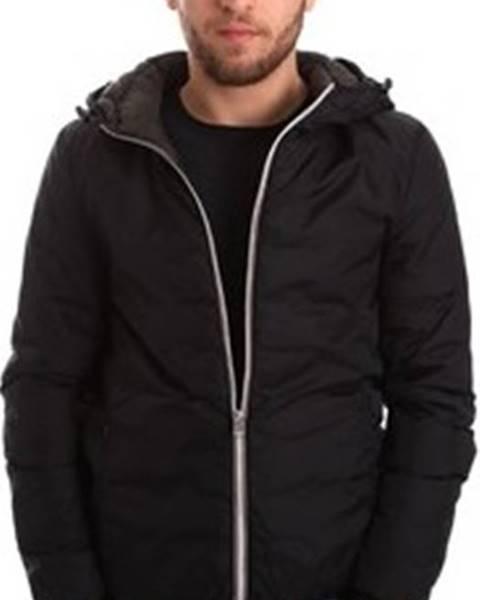 Černá bunda Key Up