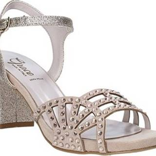 Sandály 116V004 Růžová