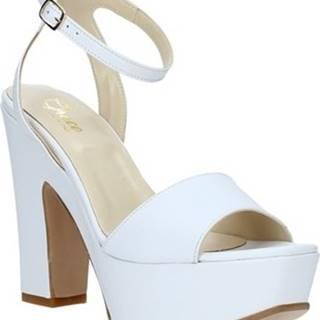 Sandály TQ 106 Bílá