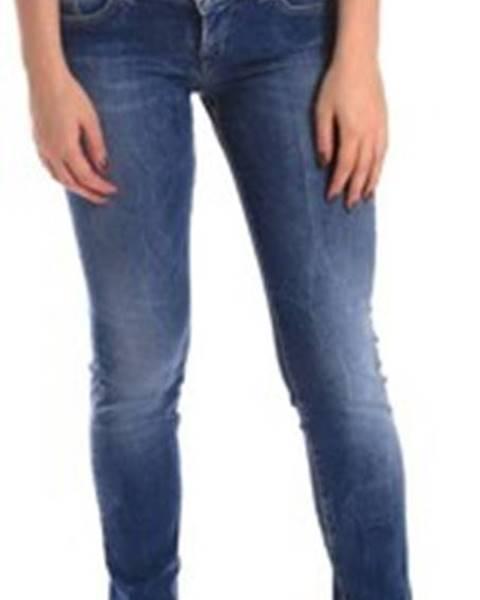 Modré kalhoty fornarina