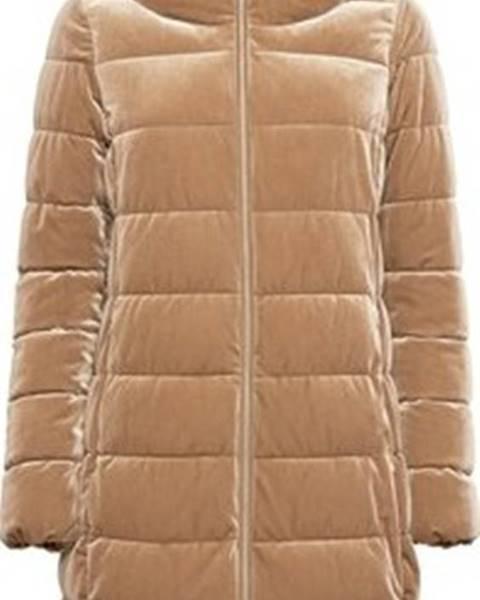 Béžová bunda geox