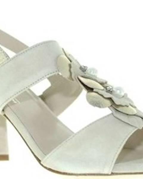 Béžové sandály Melluso