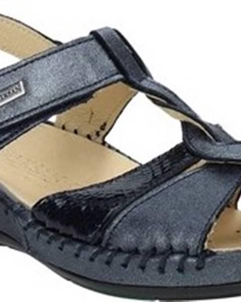 Modré sandály Susimoda