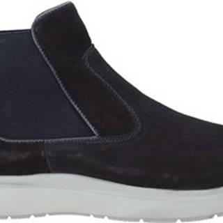 Kotníkové boty IM92015A Modrá