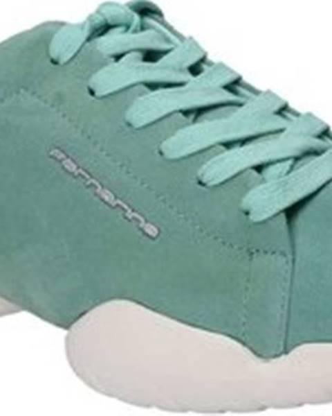 Zelené tenisky fornarina