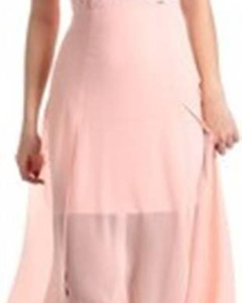 Růžové šaty GAUDÌ