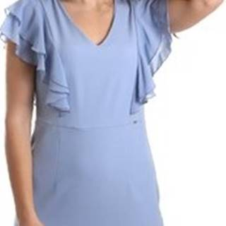 Gaudi Krátké šaty 911FD15050 Modrá