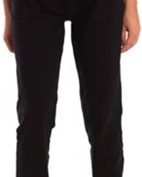 Černé kalhoty Key Up