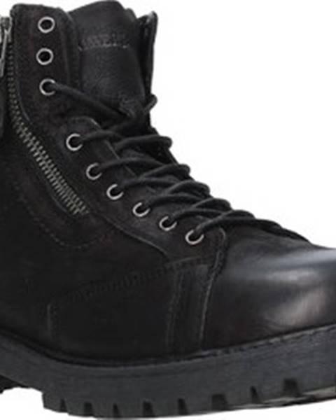 Černé boty LUMBERJACK